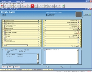 EMR Dashboard